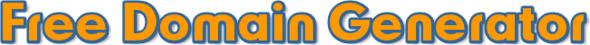 Free Domain Generator